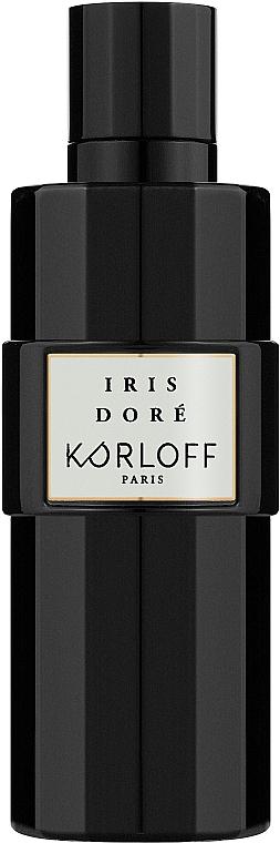Korloff Paris Iris Dore - Eau de Parfum