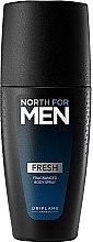 Düfte, Parfümerie und Kosmetik Parfümiertes Körperspray Fresh - Oriflame North for Men Fresh Fragranced Body Spray