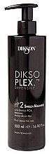 Düfte, Parfümerie und Kosmetik Feuchtigkeitsspendende und nährende Flüssigcreme für das Haar - Dikson Dikso Plex Defensive N.2 Shield Magnifier