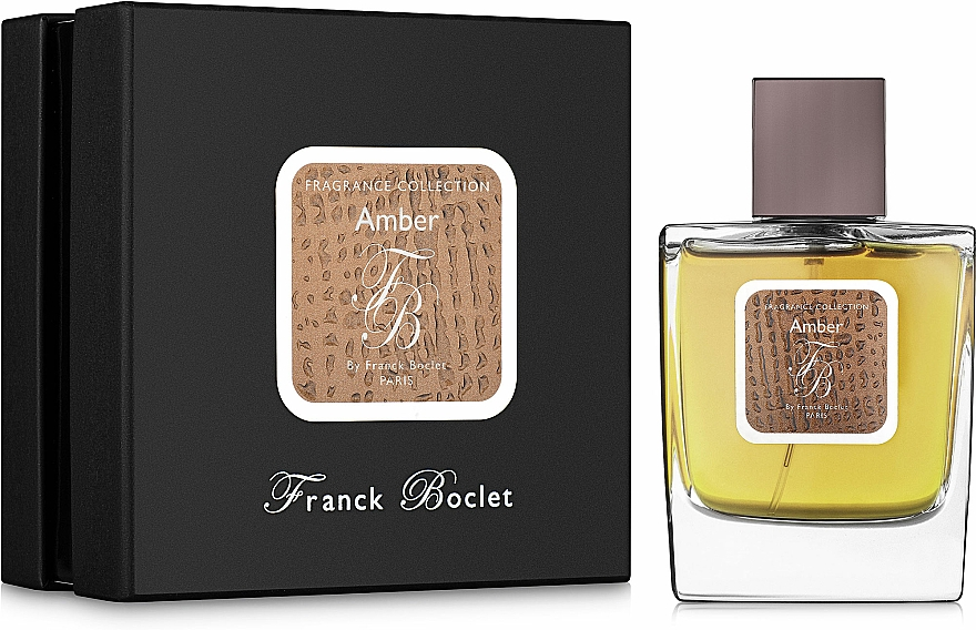 Franck Boclet Amber - Eau de Parfum — Bild N2