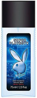 Playboy Super Playboy For Him - Parfümiertes Körperspray — Bild N1
