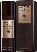 Düfte, Parfümerie und Kosmetik Acqua di Parma Colonia Oud - Deospray
