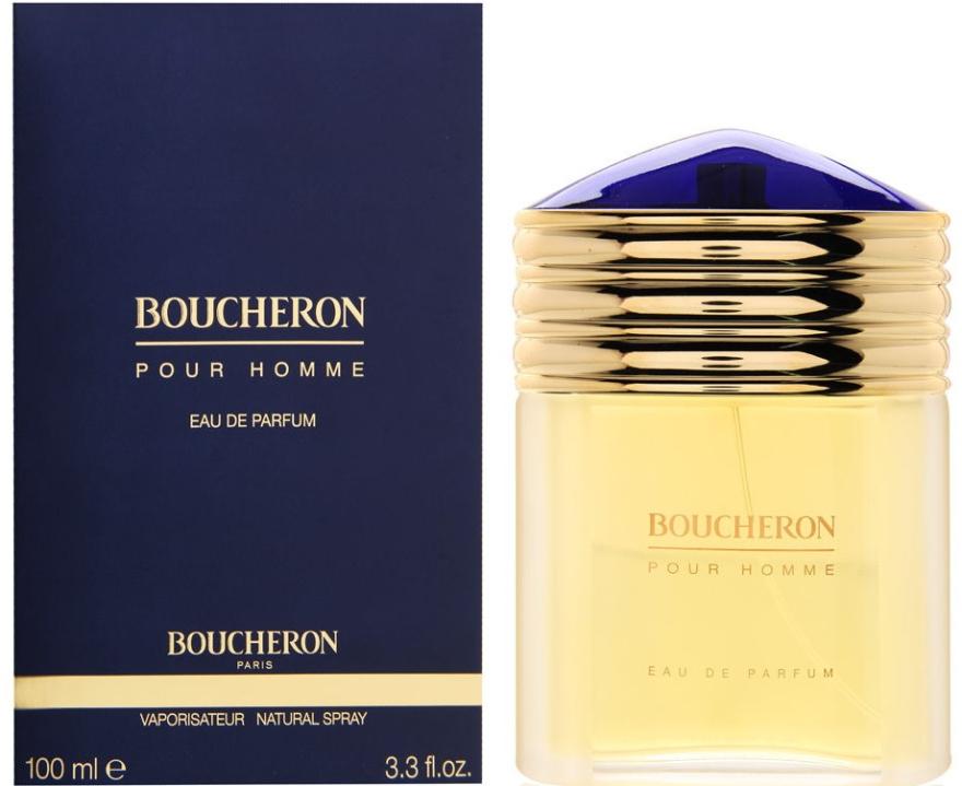 Boucheron Pour Homme - Eau de Parfum — Bild N1