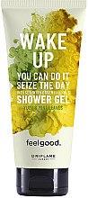 Düfte, Parfümerie und Kosmetik Erfrischendes Duschgel mit Yuzu und Minze - Oriflame Feel Good Wake Up Shower Gel