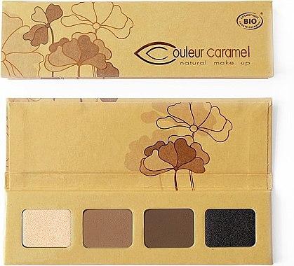 Lidschattenpalette - Couleur Caramel Sublime Eye Palette — Bild N1