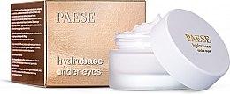 Düfte, Parfümerie und Kosmetik Feuchtigkeitsspendende Creme für die Augenpartie - Paese Hydrobase Under Eyes