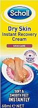 Düfte, Parfümerie und Kosmetik Regenerierende Fußcreme - Scholl Dry Skin Instant Recovery Cream