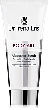 Düfte, Parfümerie und Kosmetik Glättendes Körperpeeling - Dr Irena Eris Body Art Alabaster Scrub