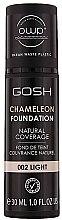 Düfte, Parfümerie und Kosmetik Glättende Foundation - Gosh Chameleon Foundation