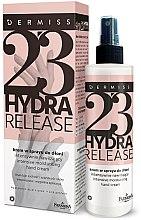 Düfte, Parfümerie und Kosmetik Intensiv feuchtigkeitsspendende Handcreme-Spray - Farmona Dermiss 2'3 Hydra Release