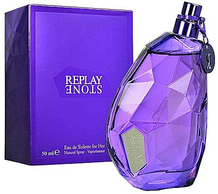 Replay Stone for Her - Eau de Toilette — Bild N4