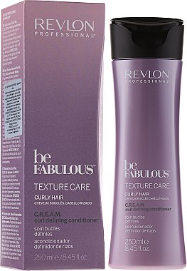 Haarspülung für lockiges Haar - Revlon Professional Be Fabulous Care Curly Conditioner — Bild N1