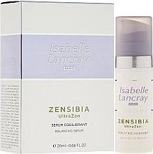Düfte, Parfümerie und Kosmetik Pflegende Gesichtscreme - Isabelle Lancray Zensibia NutriZen Creme Nutritive