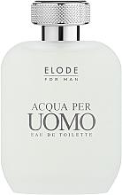 Düfte, Parfümerie und Kosmetik Elode Acqua Per Uomo - Eau de Toilette