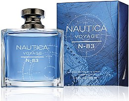 Düfte, Parfümerie und Kosmetik Nautica Voyage N-83 Nautica - Eau de Toilette