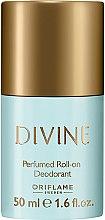 Düfte, Parfümerie und Kosmetik Oriflame Divine - Parfümiertes Deo Roll-on