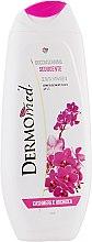Düfte, Parfümerie und Kosmetik Duschgel mit Kaschmir und Orchidee - Dermomed Shower Gel Cashmere Orchid