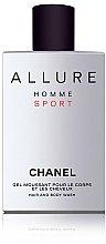 Chanel Allure Homme Sport - Duschgel — Bild N1