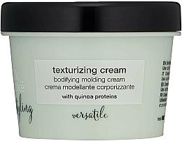 Düfte, Parfümerie und Kosmetik Strukturierende Styling-Creme für feines Haar - Milk Shake Lifestyling Texturizing Cream