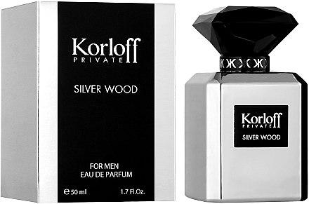 Korloff Paris Silver Wood - Eau de Parfum — Bild N3