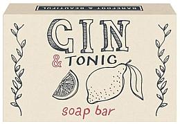 Düfte, Parfümerie und Kosmetik Natürliche Seife Gin & Tonic - Bath House Gin & Tonic Elderflower Hand Soap