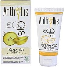Düfte, Parfümerie und Kosmetik Feuchtigkeitsspendende Gesichtscreme - Anthyllis Moisturizing Face Cream