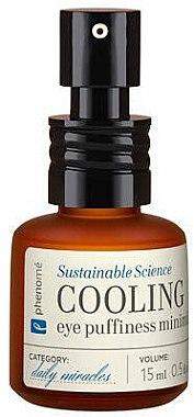 Kühlende Creme gegen geschwollene Augen - Phenome Cooling Eye Puffiness Minimizer — Bild N1