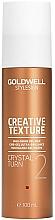 Düfte, Parfümerie und Kosmetik Hochglänzendes Gel Wachs - Goldwell Style Sign Creative Texture Crystal Turn High-Shine Gel Wax