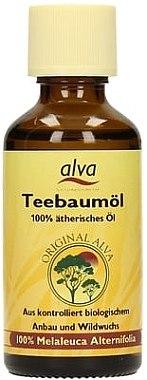 Teebaumöl - Alva Tea Tree Oil — Bild N3