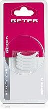 Düfte, Parfümerie und Kosmetik Austauschbare Silikonpads für Wimpernzange 5 St. - Beter Beauty Care