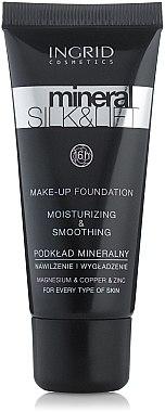 Feuchtigkeitsspendende Mineral Foundation - Ingrid Cosmetics Mineral Silk & Lift