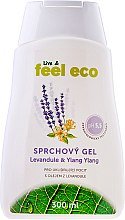Düfte, Parfümerie und Kosmetik Duschgel - Feel Eco Lavender & Ylang-Ylang Shower Gel