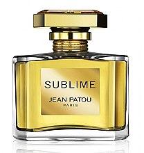 Düfte, Parfümerie und Kosmetik Jean Patou Sublime - Eau de Toilette