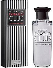 Düfte, Parfümerie und Kosmetik Antonio Banderas Select Diavolo Club - Eau de Toilette