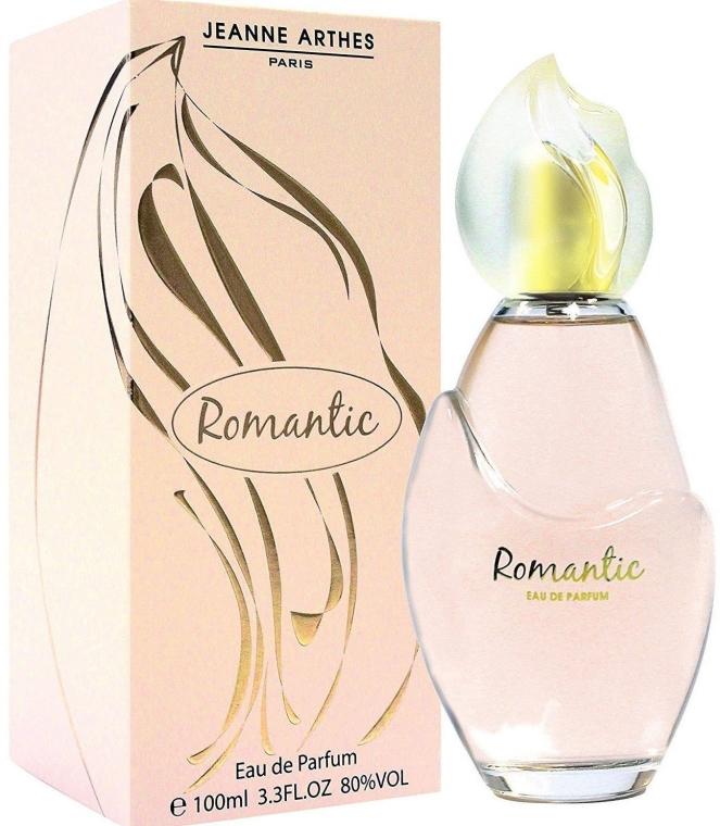 Jeanne Arthes Romantic - Eau de Parfum — Bild N1