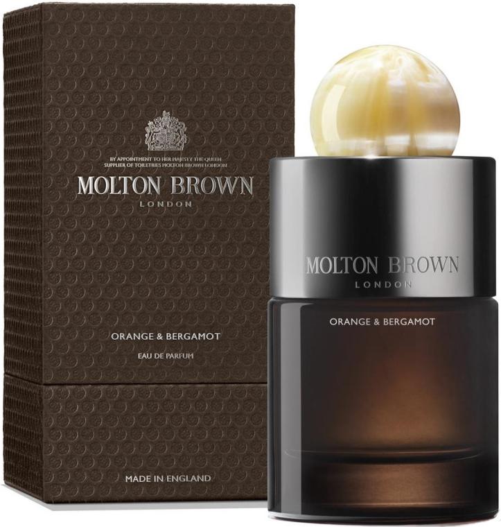 Molton Brown Orange & Bergamot Eau de Parfum - Eau de Parfum — Bild N1