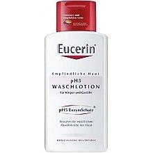 Düfte, Parfümerie und Kosmetik Milde pH5 Waschlotion für empfindliche, trockene und strapazierte Haut - Eucerin pH5 Wash Lotion