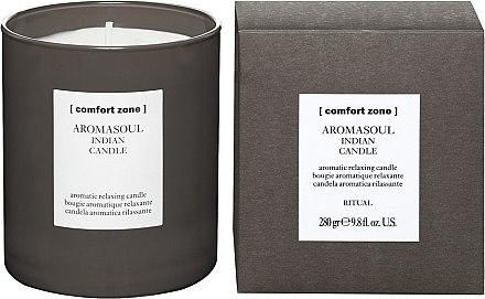 Duftkerze Indian - Comfort Zone Aromasoul Indian Candle — Bild N1