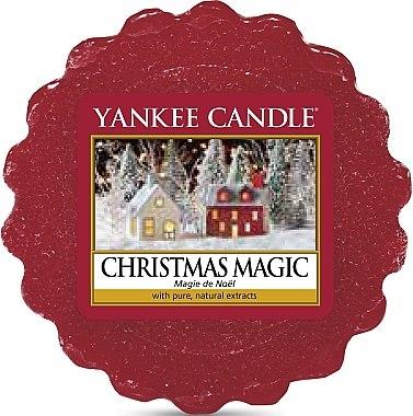 Tart-Duftwachs Christmas Magic - Yankee Candle Christmas Magic Tarts Wax Melts — Bild N1
