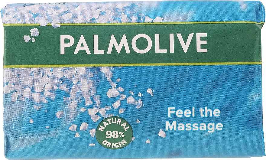 Mineral Massage Seife mit Salz aus dem Toten Meer - Palmolive Natural Massage