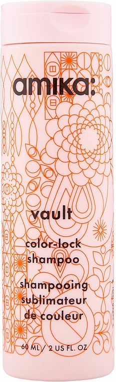 Farbschützendes Shampoo - Amika Vault Color-Lock Shampoo — Bild N1