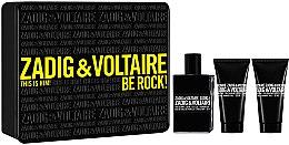 Düfte, Parfümerie und Kosmetik Zadig & Voltaire This is Him - Set