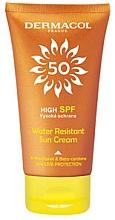 Wasserfeste Sonnenschutzcreme SPF 50 - Dermacol Sun Water Resistant Cream SPF50 — Bild N1