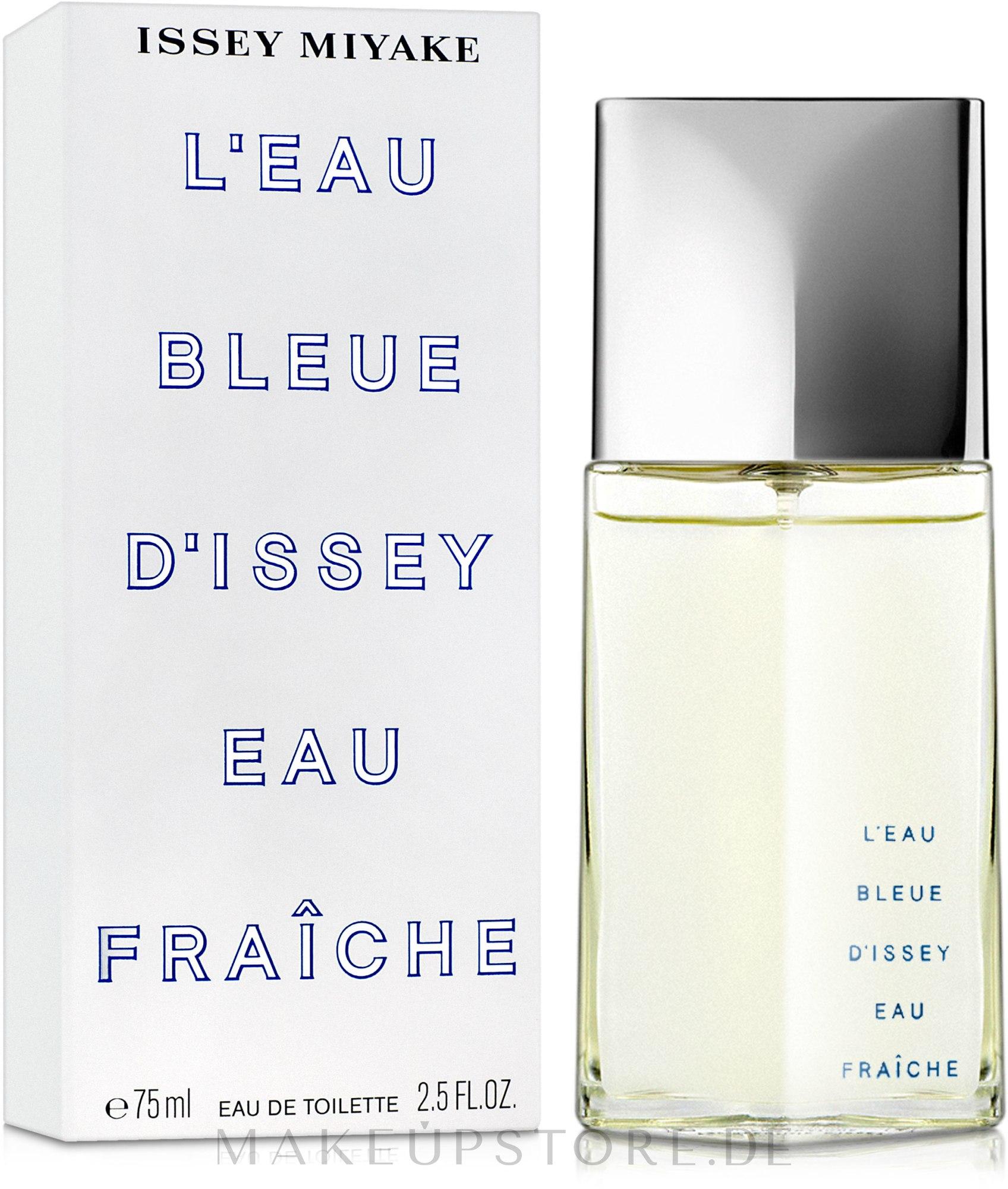 Issey Miyake L'Eau Bleue D'Issey Eau Fraiche - Eau de Toilette — Bild 75 ml