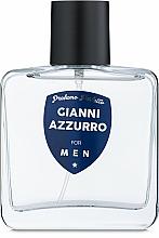 Düfte, Parfümerie und Kosmetik Vittorio Bellucci Gianni Azzurro for Men - Eau de Toilette