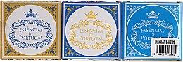 Düfte, Parfümerie und Kosmetik Naturseifen-Geschenkset - Essencias De Portugal Gift Pack Live Portugal Collection