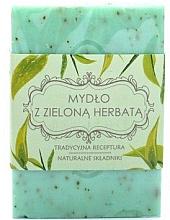 Düfte, Parfümerie und Kosmetik Seife Grüntee - Scandia Cosmetics