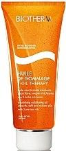 Düfte, Parfümerie und Kosmetik Intensiv pflegendes Peeling-Öl für trockene Haut mit Zuckerkristallen - Biotherm Body Oil Therapy Huile De Gommage