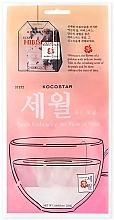 Düfte, Parfümerie und Kosmetik Detox Gesichtsmaske mit Hibiskus - Kocostar Petals Embracing The Flow Of Time