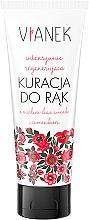 Düfte, Parfümerie und Kosmetik Intensiv regenerierende Anti-Aging Handmaske mit Rotkleeextrakt - Vianek Firming Series